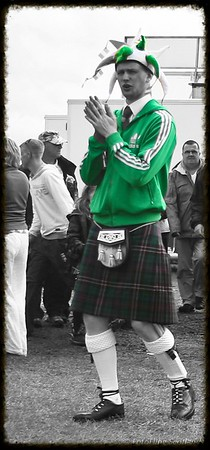 Feeling a little Irish !