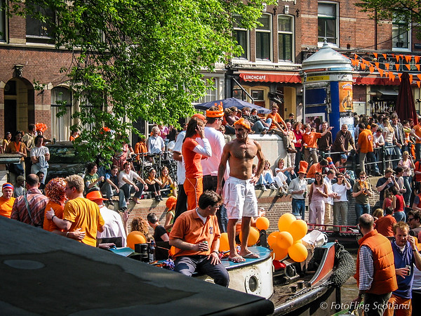 Queen's Day Amsterdam