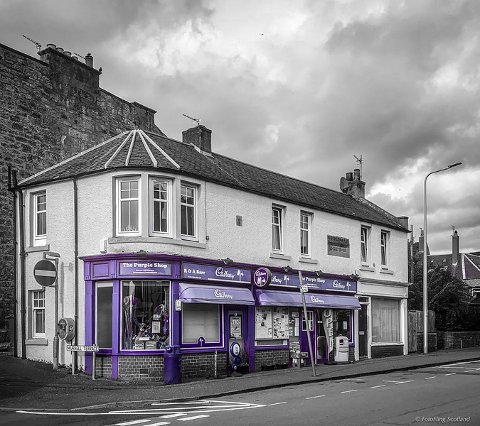 The Purple Shop