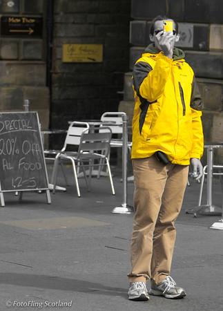 Yellow Camera