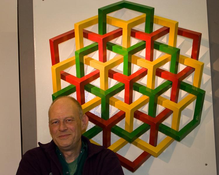 Jeremy Crisp, Artist and sculptor