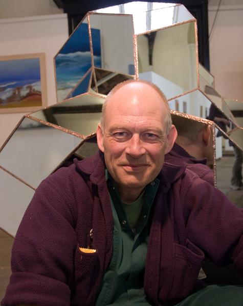 Jeremy Crisp, 3D Artist and sculptor