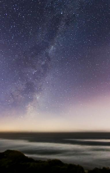 The Milky Way looking milky!