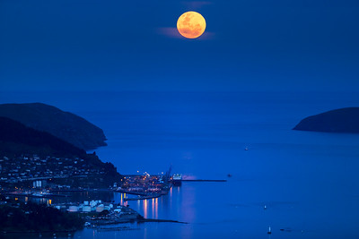 Harbour Moon