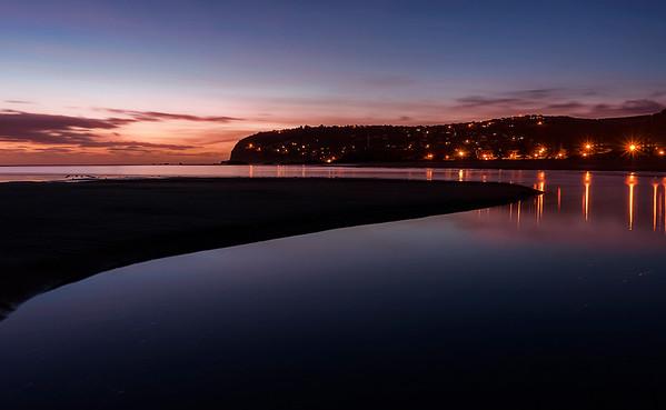 Sumner Beach Dawn