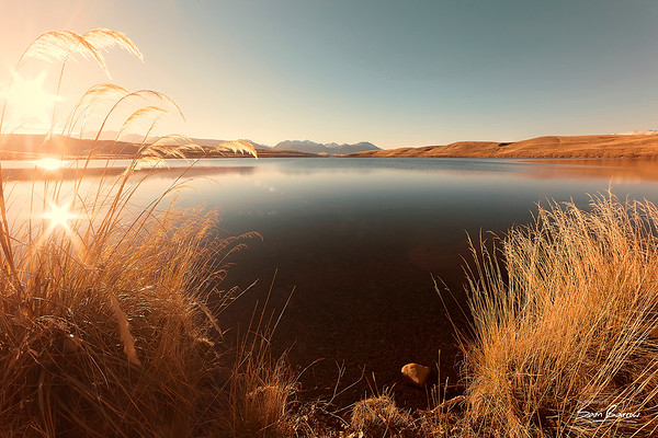 Late Afternoon on Lake Alexandrina