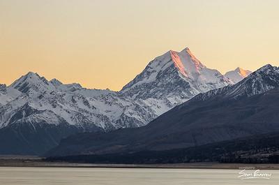 Mt. Cook Dawn