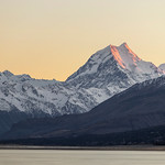 Mt. Cook Dawn
