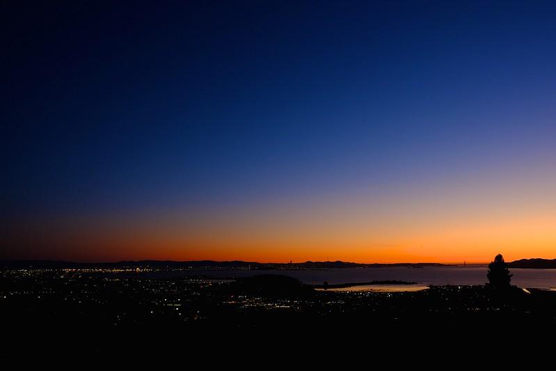 Bay Area Sunset