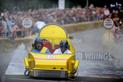 RedBull Soapbox Race 2017, Alexandra Palace, LONDON, UK