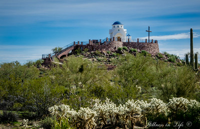 Chapel in the Desert
