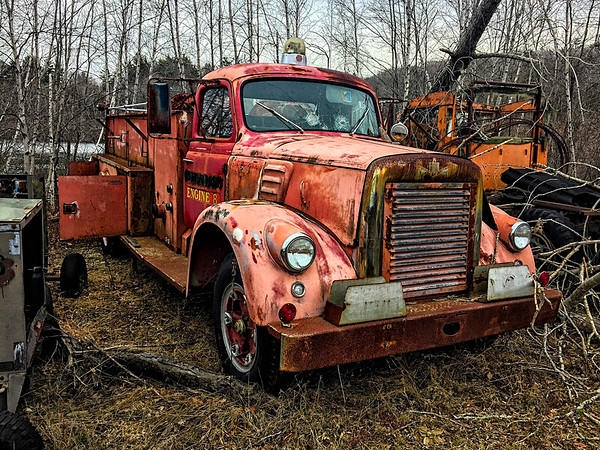 Fire Truck Decay
