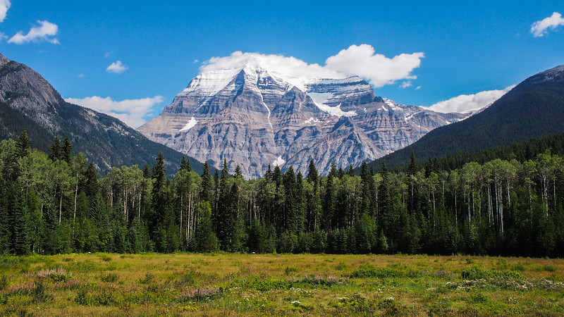 Mount Robson Provincial Park, Canada