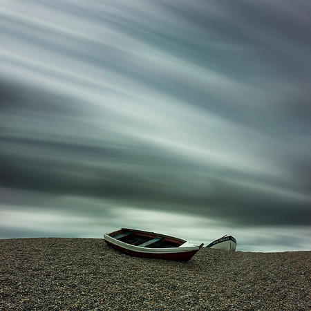 Weybourne Fishing Boats 1