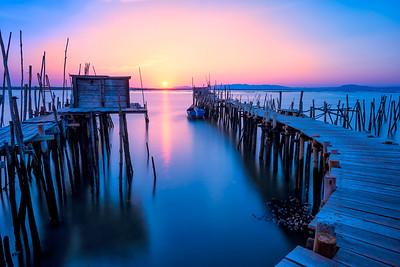 Carassqueira sunset
