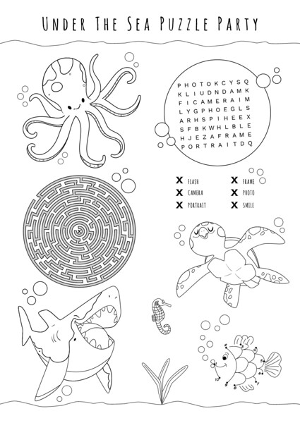 Puzzle Page