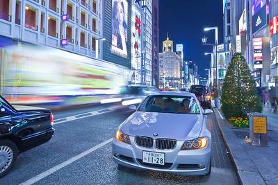 Nr. 11: BMW @ Ginza, 2010