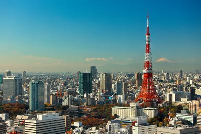 Nr. 1: Tokyo Tower, 2010