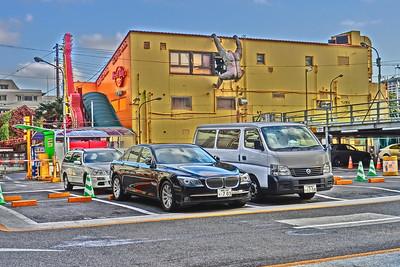 Nr. 22: Roppongi Car Park, 2010