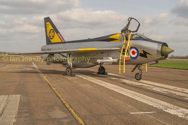 Cold war aircraft