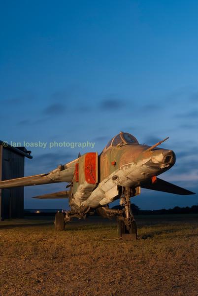 """Mikoyan-Gurevich MiG-23ML """"Flogger"""