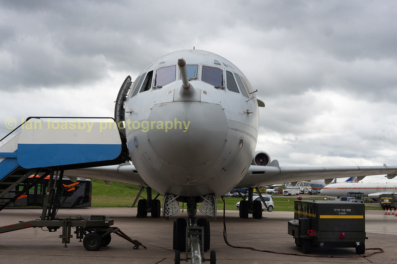 VC10  air to air refueling  probe