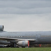 One of the Ex RAF tri-stars now sold to a Us company and stored at Bruntingthorpe