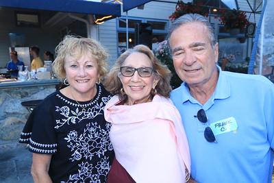 Madeline Bisbano, Francine Caruso , Frank Caruso