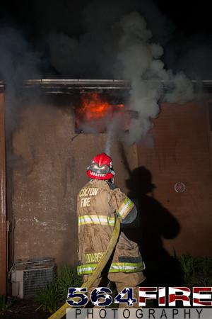 Colton Fire