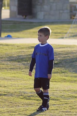 Colt's Soccer Hurricanes vs Sharks 4/8/14