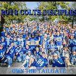 2013 Colts Disciples : 2013 Colts Disciples