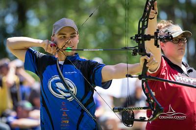 ASA Archery Willwood Park 5-14-17