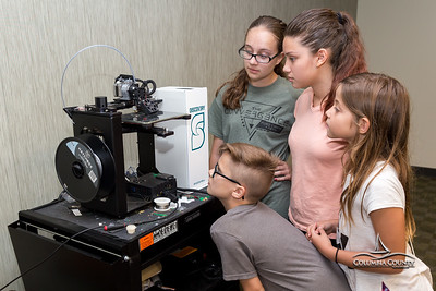 Columbia County Library Teen Makerspace 6-21-17