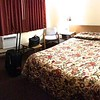 My first hotel on the road in a long time.