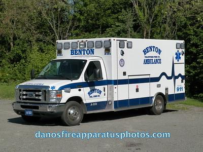 BENTON FIRE CO.