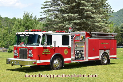 NORTH MOUNTAIN FIRE CO.