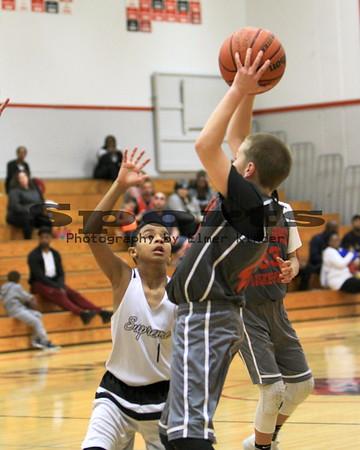 Columbia Gorge Basketball Academy vs Portland Supreme