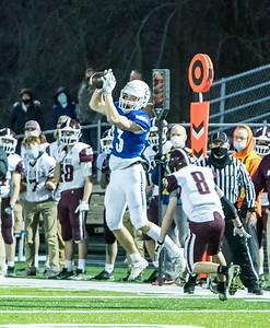 1F1A0401 jpg Adam Wibbenmeyer chs with a catch