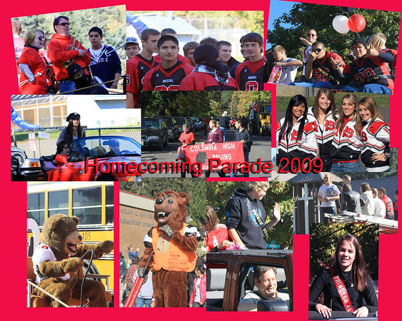 Homecoming Parade 10/07/09