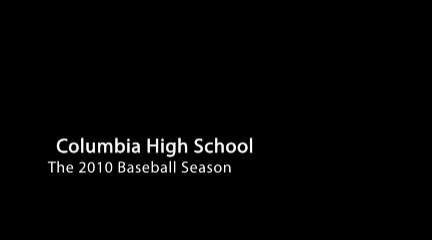 Columbia Baseball 2010