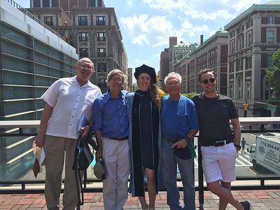Columbia Law Graduation 2017