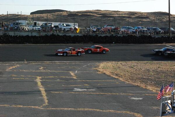 Columbia Motor Speedway 07/11/2009