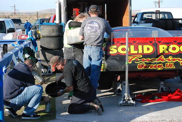 Columbia Motor Speedway 10/24/2009