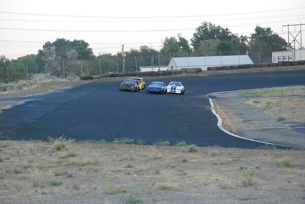 Columbia Motor Speedway 07/25/2009