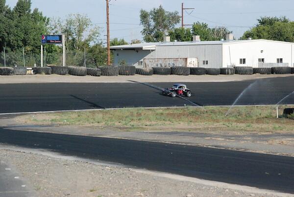 Columbia Motor Speedway 07/04/09