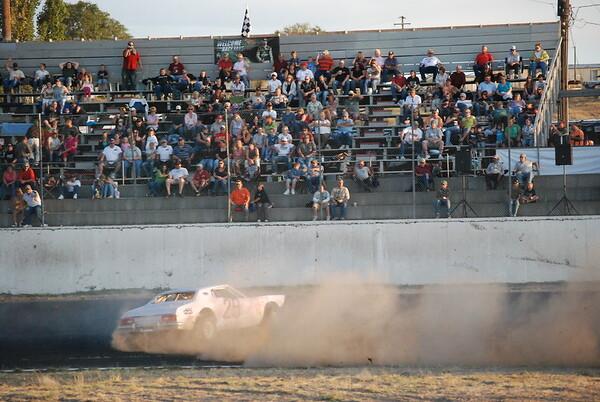 Columbia Motor Speedway 08-29-09