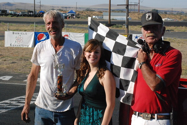 Columbia Motor Speedway 08/30/09
