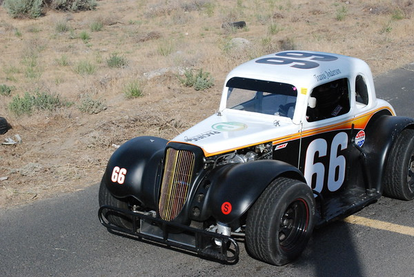 Columbia Motor Speedway 2009