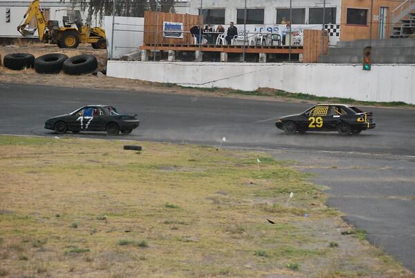 Columbia Motor Speedway 10/03/2009