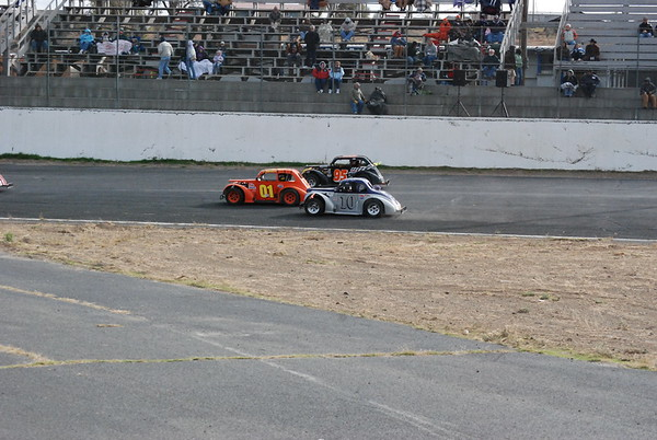 Columbia Motor Speedway Sprint Cars 10/10/2009